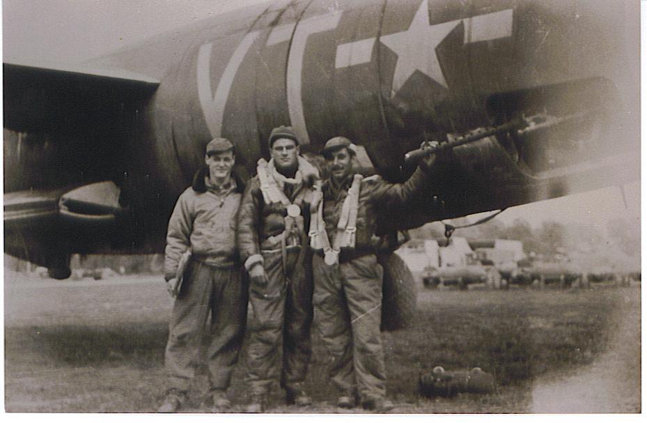 B26 Martin Marauder 453rd Bomb Squadron M